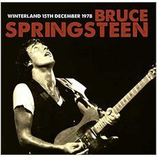 Bruce Springsteen - Winterland 15th December 1978 (4 Lp)