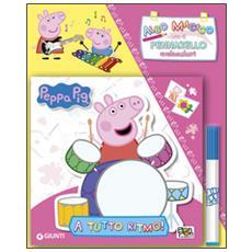 A tutto ritmo! Peppa Pig. Con gadget