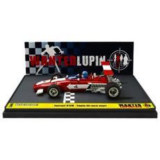 Bml06 Ferrari 312b Wanted Lupin Race Start 1:43 Modellino