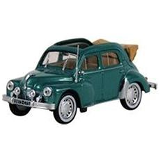 101250 Renault 4cv Luxury Equipped 1/43 Modellino