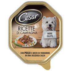 Ricette Di Campagna Pollo E Verdurine 150 Gr