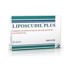 Liposcudil Plus Capsule 14,5g