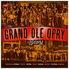 Grand Ole Opry (The) - Story (4 Cd)