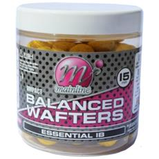 Boilies Balanced Wafters Essential I. b. 15 Mm Unica Giallo