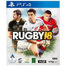 PS4 - Rugby 18