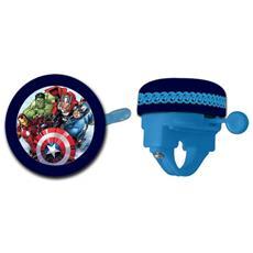 Campanello In Metallo Avengers Per Bicicletta Bambini