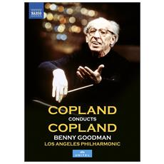 Aaron Copland - Conducts Copland