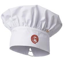 Berretto Cuoco Originale Masterchef Berretto Bianco
