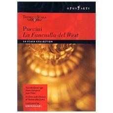 Dvd Puccini - La Fanciulla Del West
