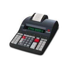 914T Calcolatrice Scrivente Professionale Display LCD a 14 Cifre Stampante Termica