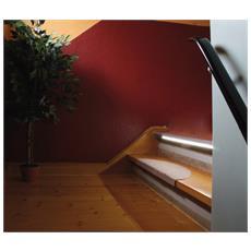 LED Strip ro5m 60 / L rosso indoor 179970