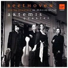 Beethoven - Artemis Quartet - Quartetti Per Archi Op. 130 & Op. 133 (grande Fuga)