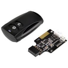 Kit con Telecomando per Accensione / Spegnimento per PC in Wireless ES02-USB