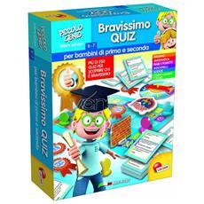 Piccolo Genio Bravissimo Quiz Ass. to Giochi Educativi