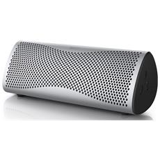 MUO Stereo portable speaker 15W Argento