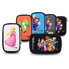 NDS - Custodia Borsa Super Mario & Friends per DSLite e DSi
