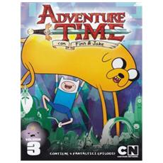Dvd Adventure Time - Stagione 01 #03