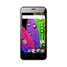 "Dynamic E451 Nero / Argento 8 GB Dual Sim Display 4.5"" Slot Micro SD Fotocamera 5 Mpx Android Italia"