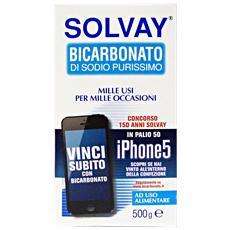 Bicarbonato 500 Gr. Detergenti Casa