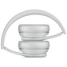 Cuffie Wireless Beats Solo 3 Colore Argento Opaco