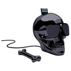 Speaker Audio Portatile AeroSkull HD 80W NFC / Bluetooth Colore Nero e Cromo
