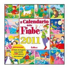 Il calendario delle fiabe 2011