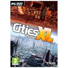 PC Windows - Cities XL 2012