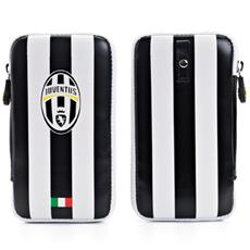 Juvecase Zip Closure White / Black