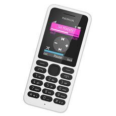 "130 White Dual Sim Display 1.8"" RAM 4Mb + slot Bluetooth Serie 30+ - Italia"
