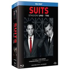 Suits - Stagioni 01-03 (11 Blu-Ray)