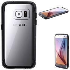 Custodia Survivor Clear Samsung S7 Trasparente / Nero