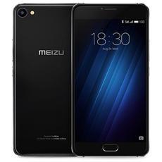 "U20 Nero 32 GB 4G/LTE Dual Sim Display 5.5"" Full HD Slot Micro SD Fotocamera 13 Mpx Android Italia"