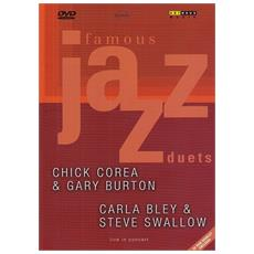 Chick Corea - Burton Gary - Bley Carla - Swallow Steve - Famous Jazz Duets