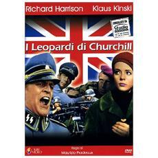 Dvd Leopardi Di Churchill (i)
