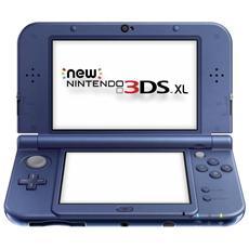 Console New 3DS XL Blu Metallizzato