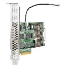 Controller Memorizzazione Dati RAID Basso Profilo PCIe 3.0 x8 SATA 6Gb / s / SAS 12Gb / s