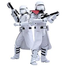 Figura Star Wars Episode Vii Movie Masterpiece Action Figure 2 Pack 1/6 First Order Snowtroopers