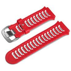 Cinturini di ricambio per Forerunner 920XT colore Bianco / Rosso