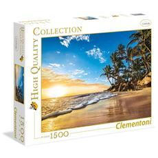 Puzzle 1500 Pezzi High Quality Collection Tropical Sunrise 31681