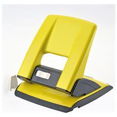 perforatore 2 fori giallo max 30 fg kartia