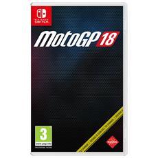 MILESTONE - Switch - Moto GP 18 - Day one: 28/06/18