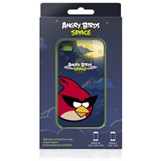 Angry Birds Space Cover Rosso