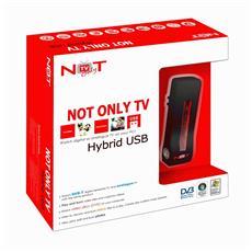 Not Only TV hybrid USB Analogico USB