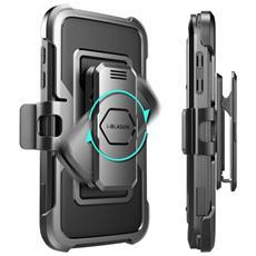 Custodia Armorbox per Galaxy S7 Colore Nero