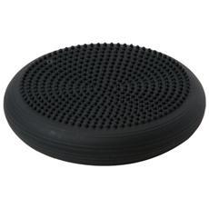 Cuscino per Equilibrio con Sfere 33 cm Colore Nero