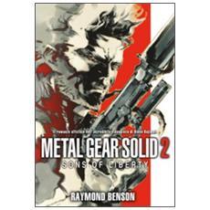 Metal gear solid. Vol. 2: Sons of liberty.