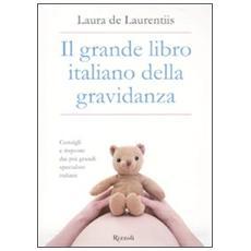 Il grande libro italiano della gravidanza