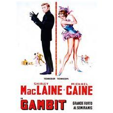 Dvd Gambit - Grande Furto Al Semiramis