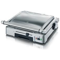Bistecchiera Elettrica KG 2392 1800W Colore Acciaio Inox