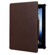 Custodia per iPad Mini - Effetto Pelle - Colore Testa di Moro